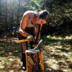 Alpha survie - stage de survie - stage bushcraft
